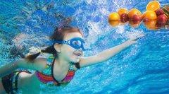 游泳运动对健身是很有帮助的