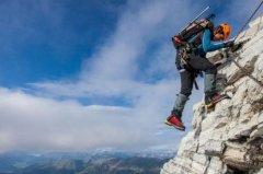 体育攀岩既可健身也可增自信