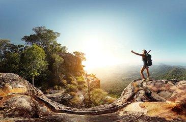 户外徒步旅行小常识:起步宜缓注意休息