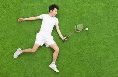 羽毛球体育运动时要注意