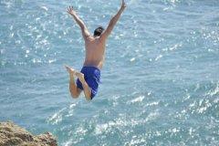 跳水运动的营养需求有特点
