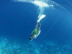 潜水体育运动注意一下