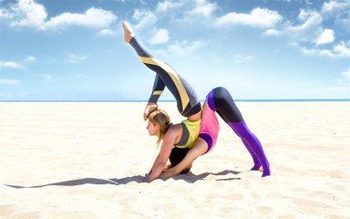 如何练臀线?5招瑜伽修炼翘臀