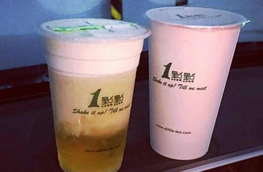 加盟一点点奶茶品牌怎么样?