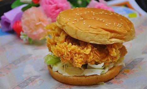 小县城开一家汉堡店有市场吗?