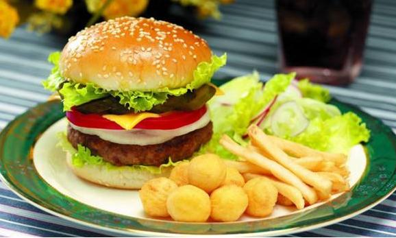 开汉堡包加盟店需要多少钱?
