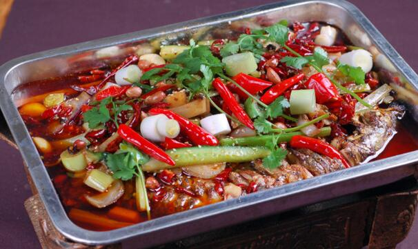 傣味香茅草烤鱼的做法